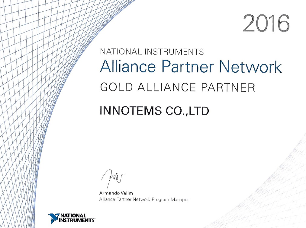 National Instruments  Alliance Partner Network